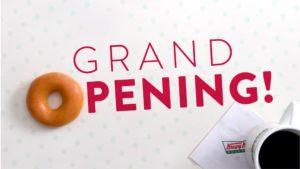 Krispy Kreme Opening its first Cherokee County Location