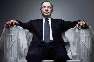 Kevin Spacey to Produce TV Series in Atlanta