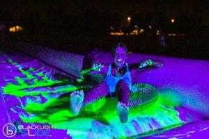 Backlight Slide Atlanta @ Atlanta Motor Speedway | Hampton | Georgia | United States