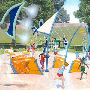 Splash Pad Coming to Swift-Cantrell Park