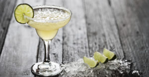 """Healthy"" Margarita for National Margarita Day"