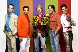 """""""Queer Eye for the Straight Guy"""" Reboots in Georgia"""