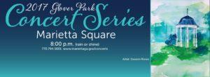 Glover Park Concert Series @ Glover Park on the Marietta Square | Marietta | Georgia | United States