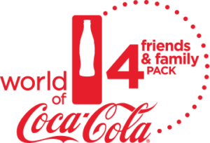 "New ""Friends & Family Four-Pack"" Offer from the World of Coca-Cola @ World of Coca-Cola 