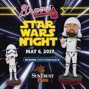 Braves Star Wars Theme @ SunTrust Park | Atlanta | Georgia | United States