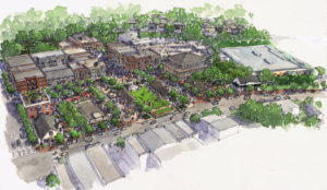 Alpharetta City Center Retailers & Restaurants