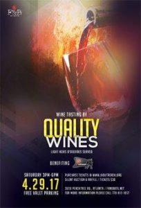 Wine Tasting benefiting JV Outreach! @ F&B Atlanta | Atlanta | Georgia | United States
