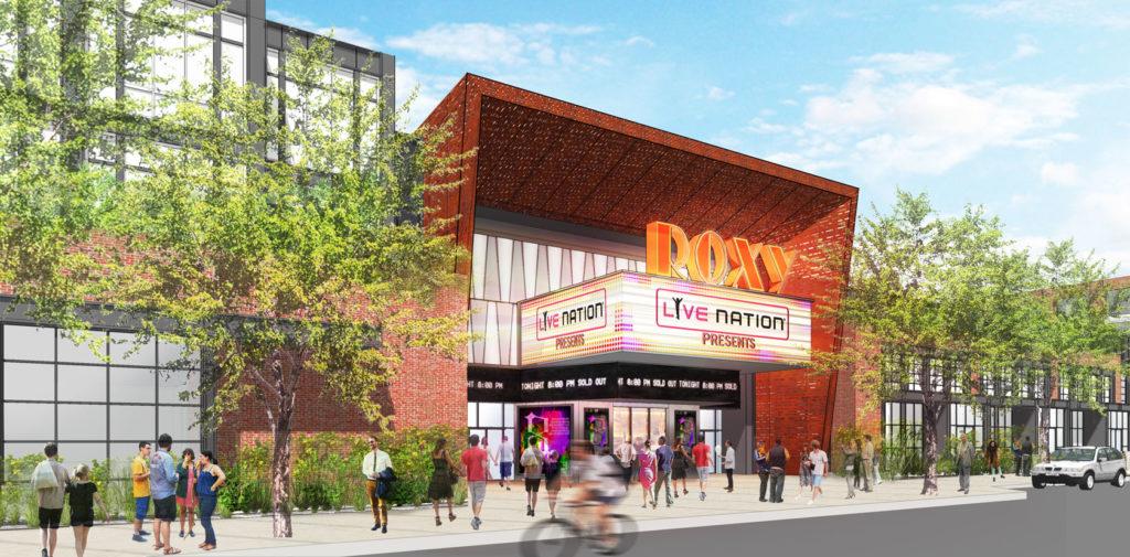 Coca Cola Roxy Theater