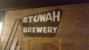 Etowah Brewery Opening Summer 2017