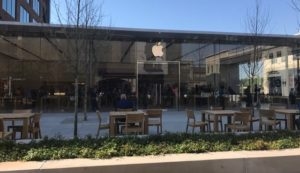 Apple Store in Avalon Phase II