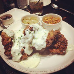 Queenie's Southern Restaurant Menu