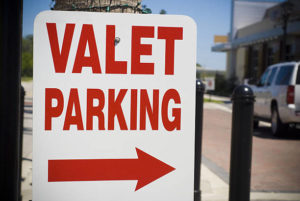 Valet Parking on the Marietta Square