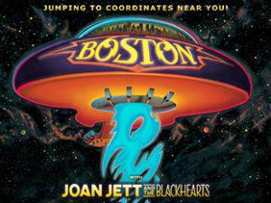 Boston with Joan Jett & the Blackhearts @ Verizon Amphitheatre | Alpharetta | Georgia | United States