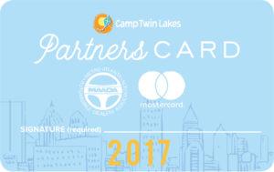 Partners Card for Camp Twin Lakes @ Camp Twin Lakes | Atlanta | Georgia | United States