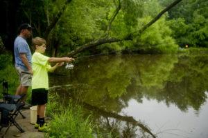 Youth Fishing Derby @ Brookeside Office Park Lake | Alpharetta | Georgia | United States