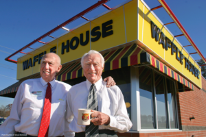 The Men Behind Waffle House