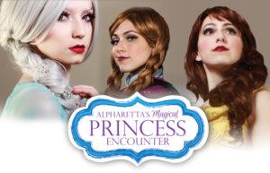 Free Photos with Princesses at the Alpharetta Welcome Center @ Alpharetta Convention and Visitors Bureau | Alpharetta | Georgia | United States