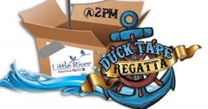 5th Annual Josh Roberts Duck Tape Regatta @ Little River Marina | Canton | Georgia | United States