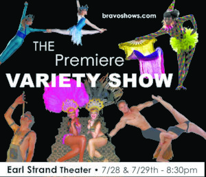 The Premiere Variety Show @ The Earl Smith Strand Theater   Marietta   Georgia   United States