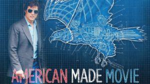 """Trailer for Ball Ground Filmed """"American Made"""""""