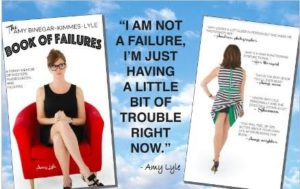 "OTP Author's  ""Book of Failures"" Makes You Feel Good"