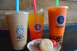 Tiny Bubbles Tea Bar Expands to Woodstock