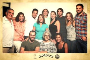 Former Bachelorette contestant Tzortizis expands Giorgio's Family Kitchen