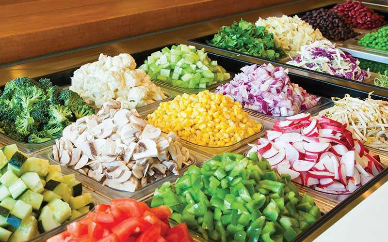 Salata East Cobb