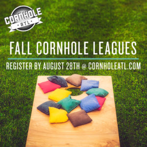 Cornhole Fall League @ All over OTP