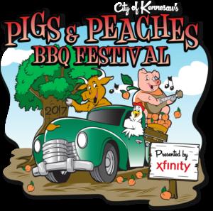 Pigs & Peaches BBQ Event @ Adams Park | Kennesaw | Georgia | United States