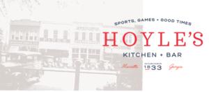 Hoyle's Kitchen & Bar Replaces Tavern 120