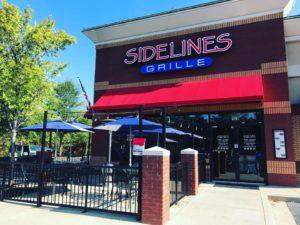 Sidelines Grille Opens in Woodstock