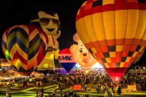 Owl-O-Ween Hot Air Balloon Festival
