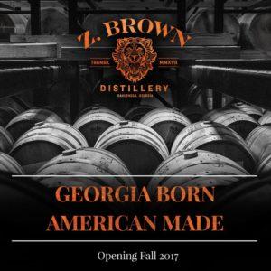 Z. Brown Distillery