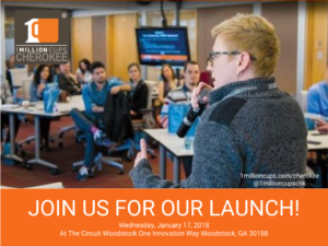 1 Million Cups Launching in Cherokee