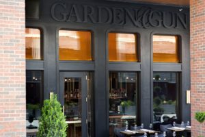 Garden & Gun Magazine Launch New Restaurant Concept
