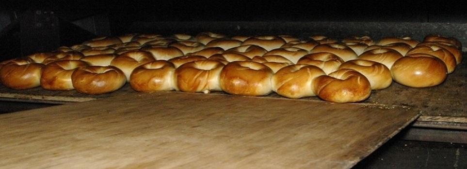 BB's Plain Oven Bagels