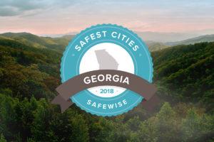 Georgia's Safest Cities
