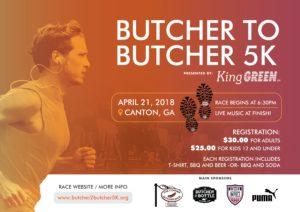 Butcher2Butcher 5K @ The Butcher and Bottle   Canton   Georgia   United States