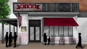 King Barbecue to replace Bantam + Biddy at Avalon
