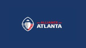 Alliance of American Football Coming to Atlanta