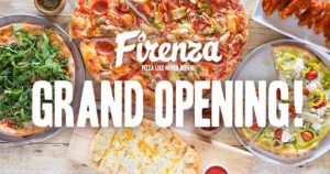 Firenza Pizza to Open First Georgia Location
