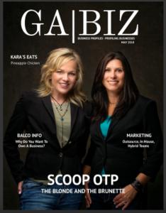 We're Featured in GA BIZ Profiles!