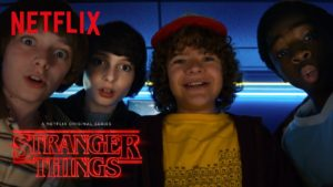 Mall Revamped 80's Style for Stranger Things + Casting Call