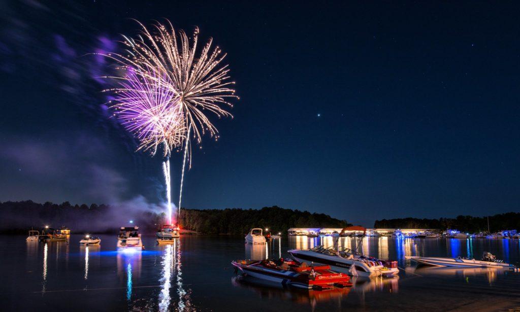 Full Moon Party at Lake Lanier - ScoopOTP Lake Lanier Party