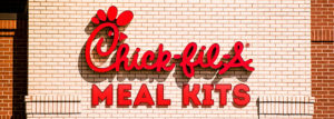 Chick-fil-A Launching Meal Kits in Atlanta