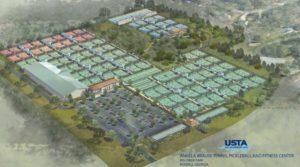Recap of Angela Krause Tennis, Pickleball and Fitness Center