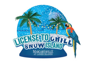 License to Chill Snow Island