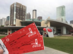World of Coca-Cola Veterans Day Offer @ World of Coca-Cola | Atlanta | Georgia | United States