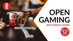 Reformation Brewery + Weekly Games